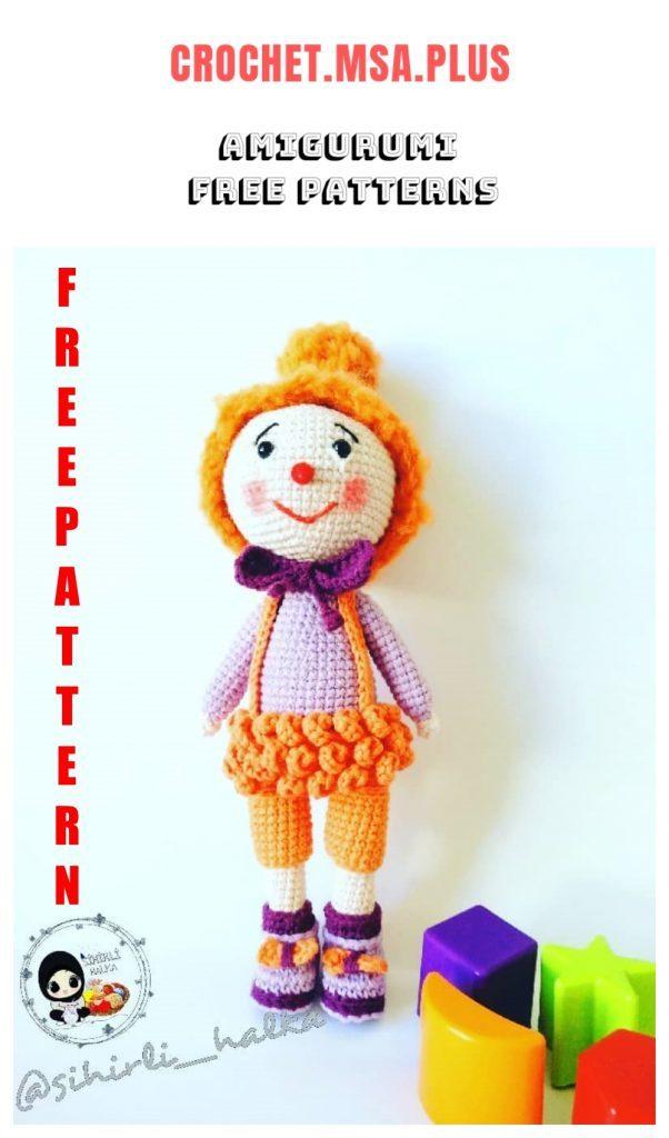 Amigurumi Crochet Garfield Patterns - Amigurumi Patterns Tutorials | 1024x602