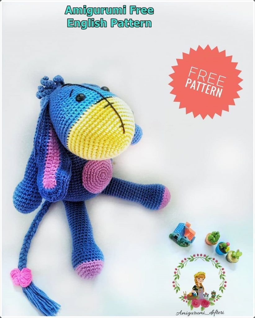 Lovely Amigurumi Doll, Animal, Plant, Cake and Ornaments Pattern ... | 1024x822